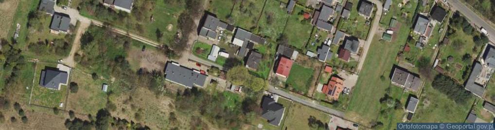 Zdjęcie satelitarne Skórki Bolesława ul.