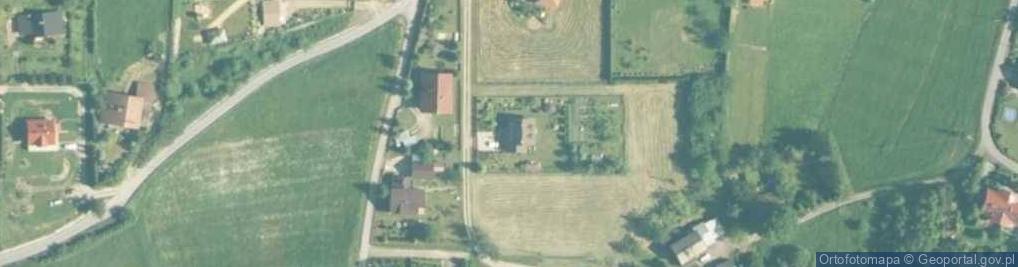Zdjęcie satelitarne Skornicka ul.