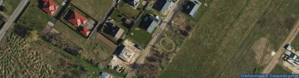 Zdjęcie satelitarne Śliwkowa ul.