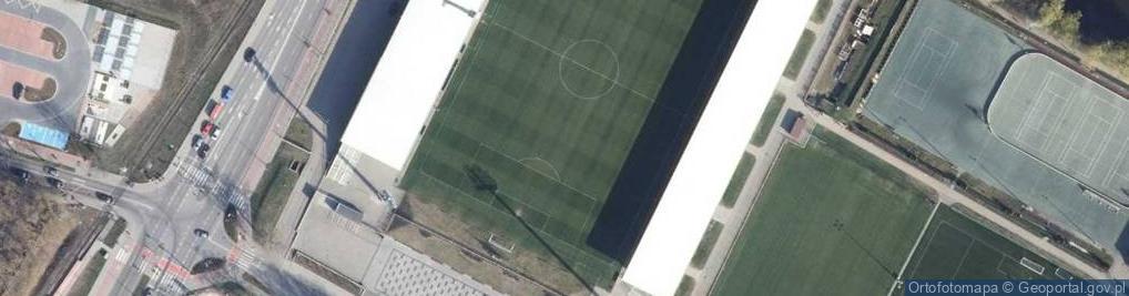 Zdjęcie satelitarne Śliwińskiego Józefa, ppor. ul.