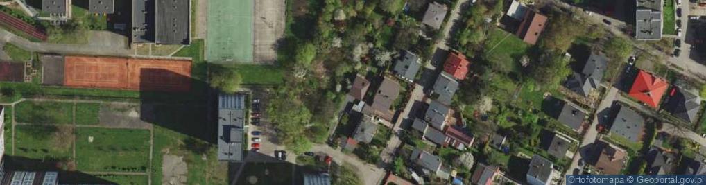 Zdjęcie satelitarne Słona ul.