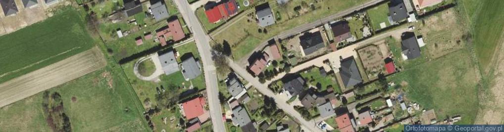 Zdjęcie satelitarne Słomianka ul.