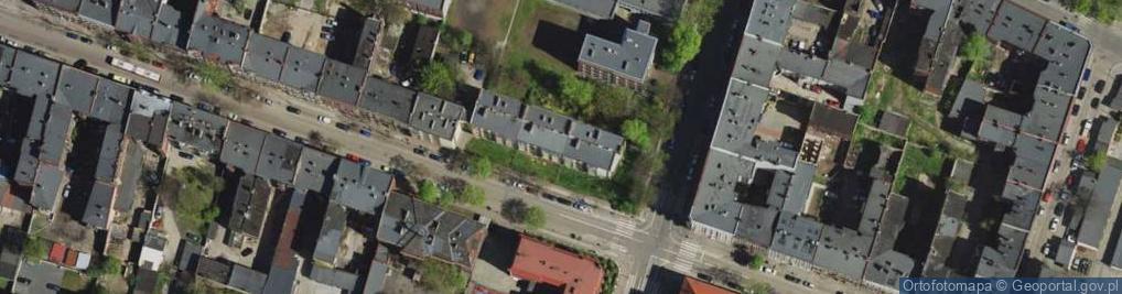Zdjęcie satelitarne Smolenia Jana ul.