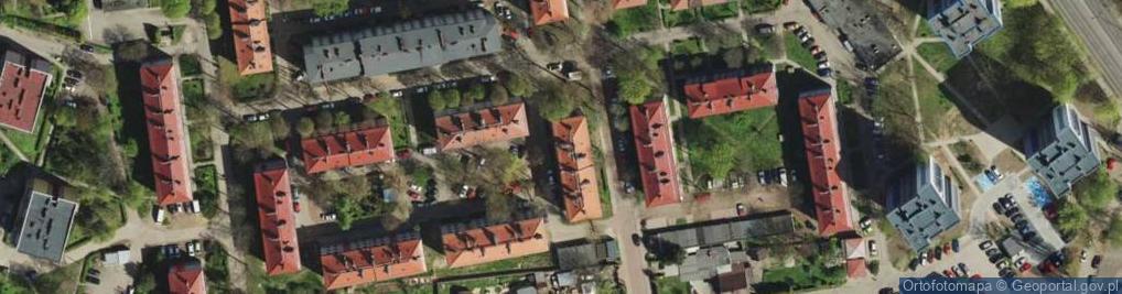 Zdjęcie satelitarne Smółki Franciszka ul.