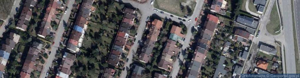 Zdjęcie satelitarne Smolika Przecława ul.
