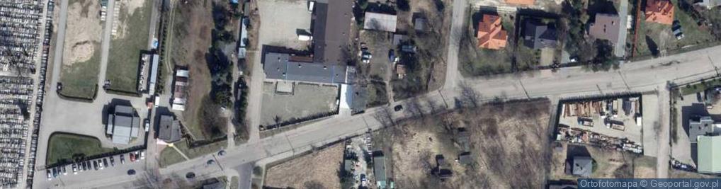 Zdjęcie satelitarne Smutna ul.