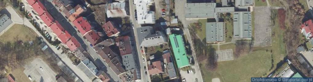 Zdjęcie satelitarne Smolki Franciszka ul.
