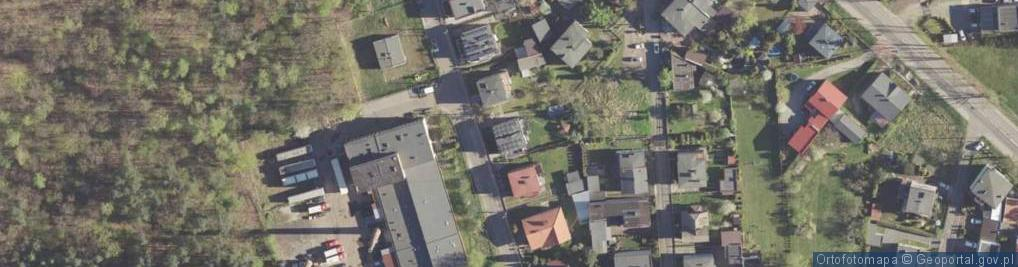 Zdjęcie satelitarne Śmiłowicka ul.
