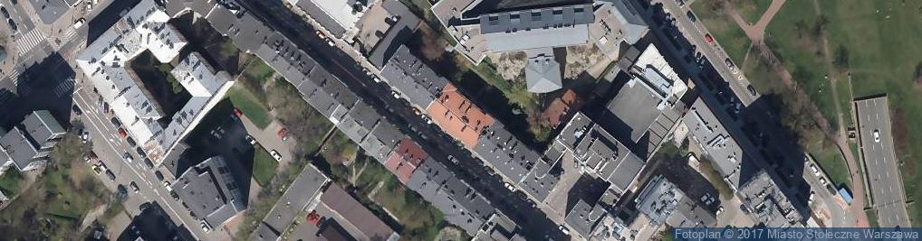 Zdjęcie satelitarne Smulikowskiego Juliana ul.