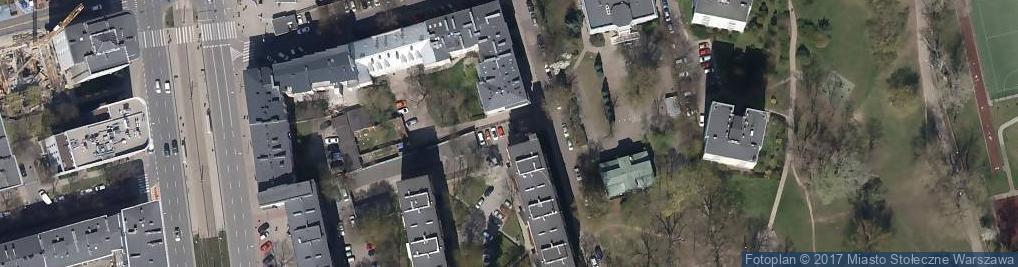 Zdjęcie satelitarne Smetany Bedricha ul.