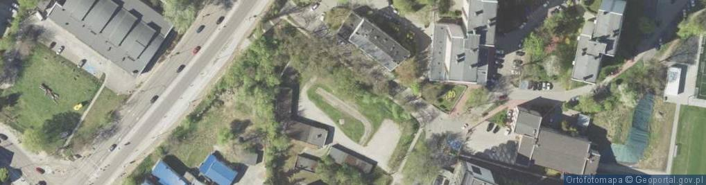 Zdjęcie satelitarne Snopkowska ul.
