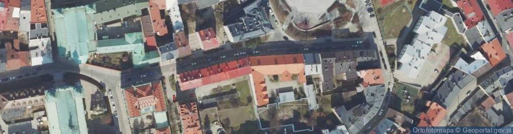 Zdjęcie satelitarne Śnigurskiego Jana, bp. ul.