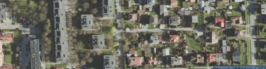 Zdjęcie satelitarne Sonnego Stanisława, ks. ul.