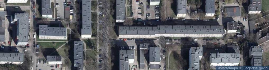 Zdjęcie satelitarne Sojczyńskiego Stanisława, kpt. ul.