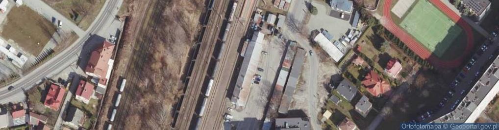 Zdjęcie satelitarne Sondeja Józefa, ks. ul.