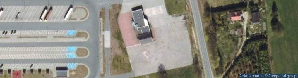 Zdjęcie satelitarne Sople ul.