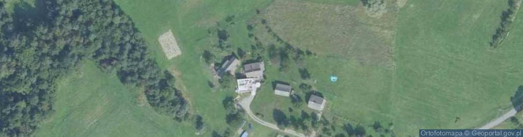 Zdjęcie satelitarne Sowliny ul.