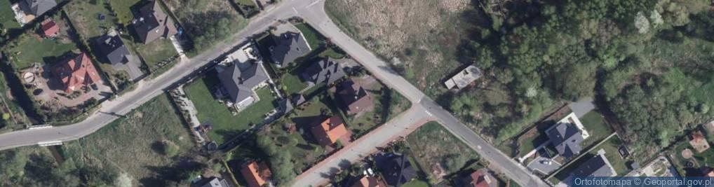 Zdjęcie satelitarne Sopocka ul.