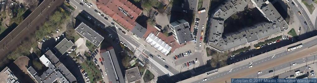 Zdjęcie satelitarne Solec ul.