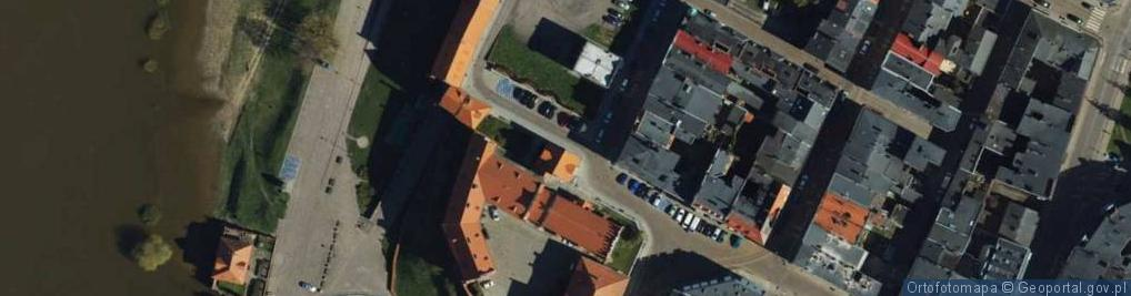 Zdjęcie satelitarne Spichrzowa ul.