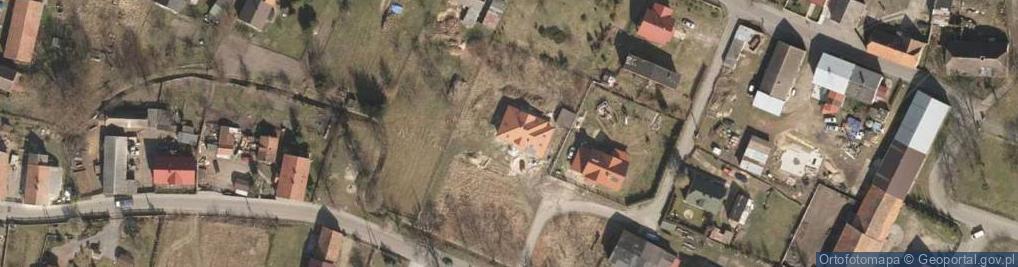 Zdjęcie satelitarne Spadzista ul.