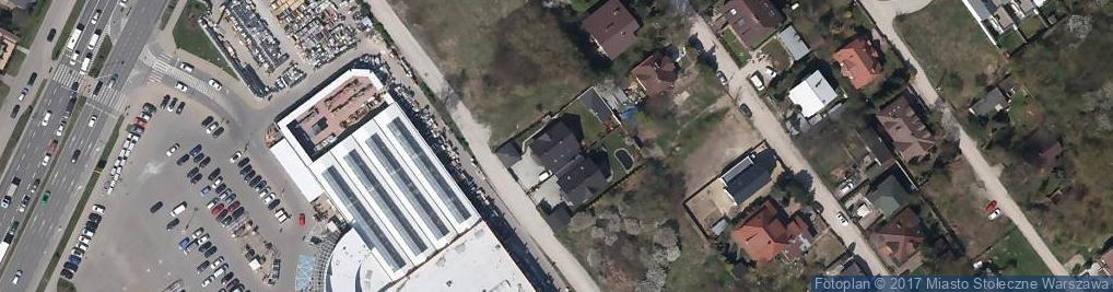 Zdjęcie satelitarne Spytka z Melsztyna ul.