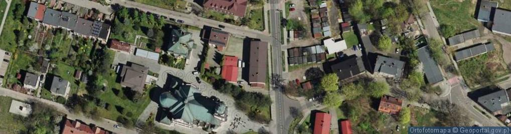 Zdjęcie satelitarne Stolarzowicka ul.
