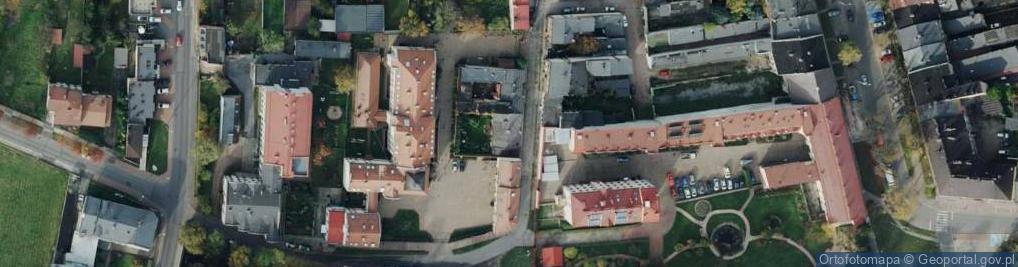Zdjęcie satelitarne Stara ul.