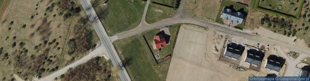 Zdjęcie satelitarne Stankiewicza Mamerta, kpt. ul.