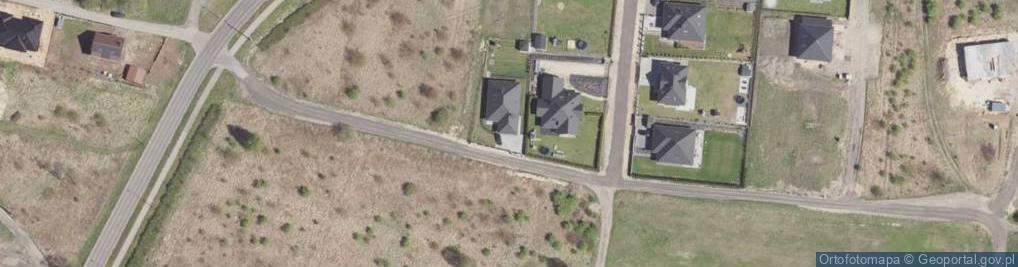 Zdjęcie satelitarne Stoleckiego Kazimierza ul.