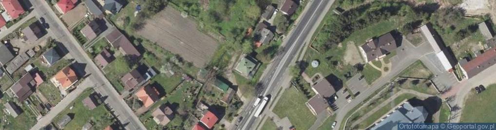 Zdjęcie satelitarne Stawiskowska ul.