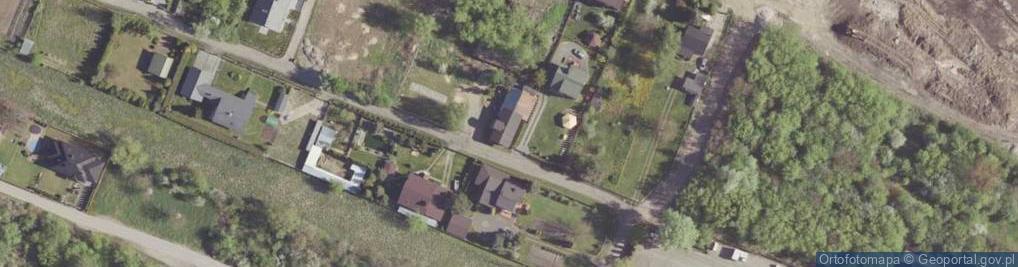 Zdjęcie satelitarne Strycharska ul.
