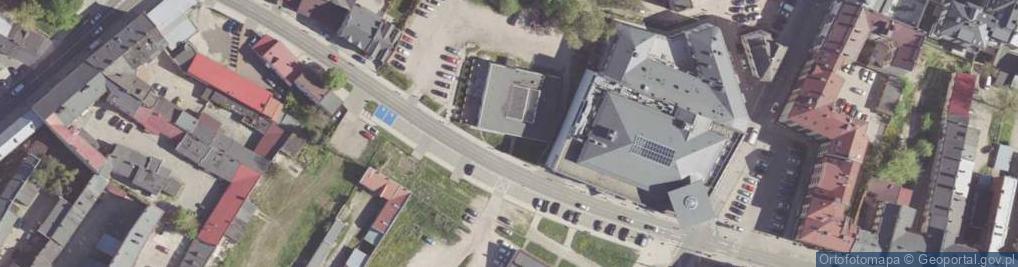 Zdjęcie satelitarne Stańczyka ul.