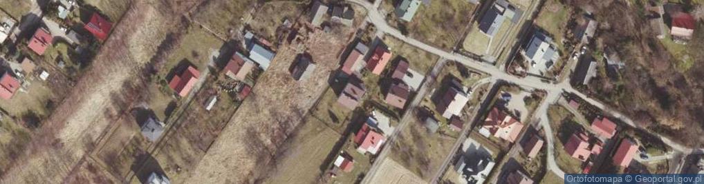 Zdjęcie satelitarne Starowiejska ul.