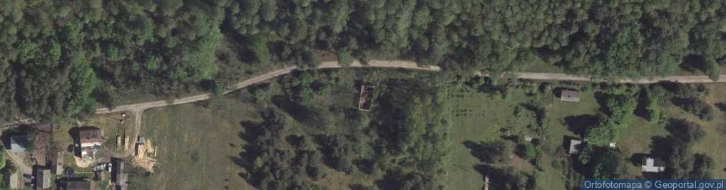 Zdjęcie satelitarne Stary Franciszków ul.