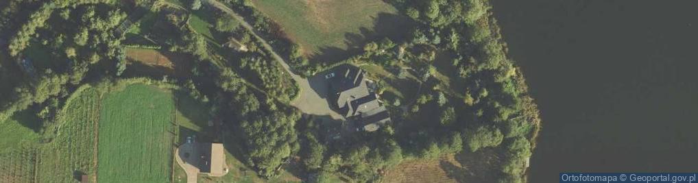Zdjęcie satelitarne Stawiska ul.