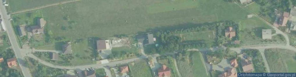 Zdjęcie satelitarne Stojowice ul.