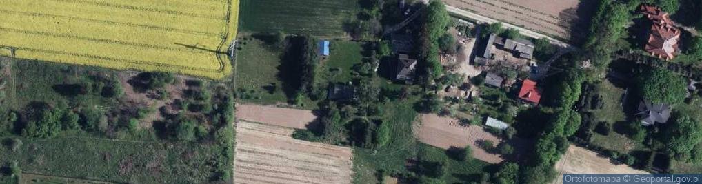 Zdjęcie satelitarne Strzelce ul.