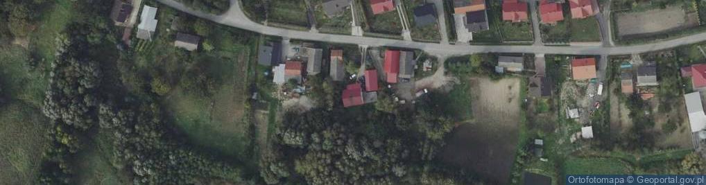 Zdjęcie satelitarne Studzian ul.