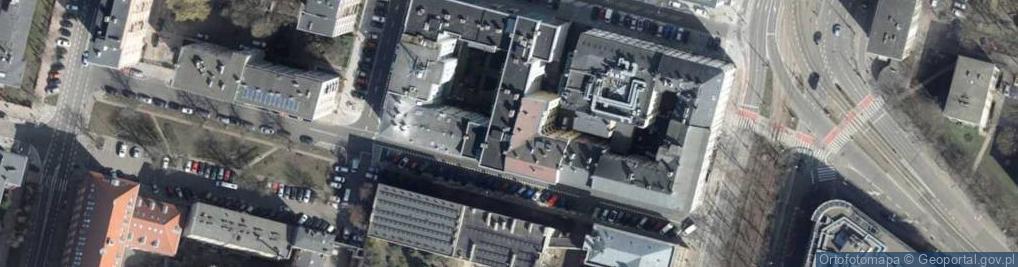 Zdjęcie satelitarne Stoisława ul.