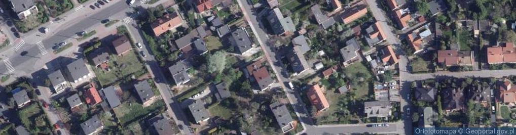 Zdjęcie satelitarne Steinbornów ul.