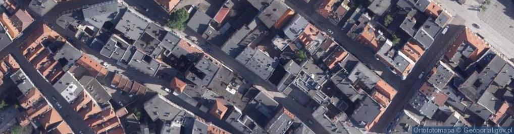 Zdjęcie satelitarne Strumykowa ul.