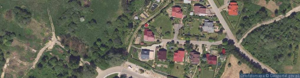 Zdjęcie satelitarne Stokowa ul.