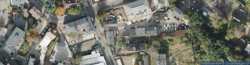 Zdjęcie satelitarne Stalmacha Pawła ul.