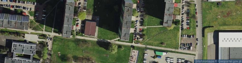 Zdjęcie satelitarne Struzika Stanisława ul.