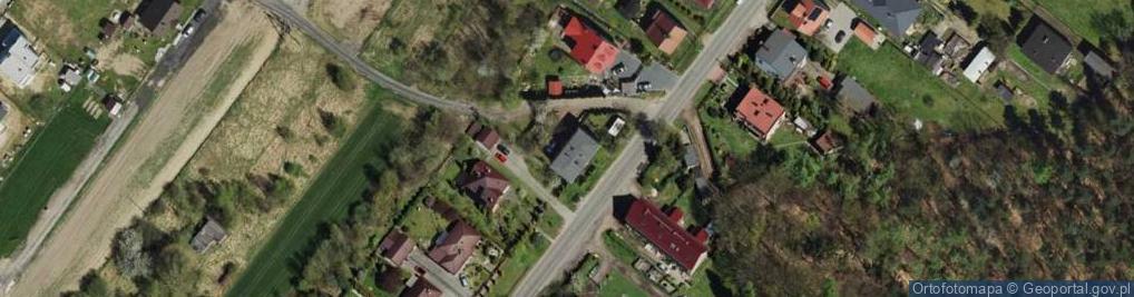 Zdjęcie satelitarne Suchogórska ul.