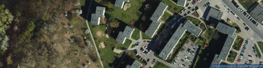 Zdjęcie satelitarne Sujkowskiego Jana, dr. ul.