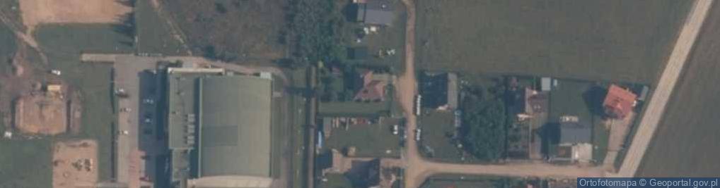 Zdjęcie satelitarne Sumińskiego, ks. ul.