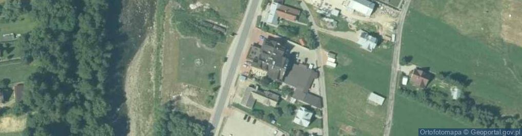 Zdjęcie satelitarne Suskiego Augustyna ul.