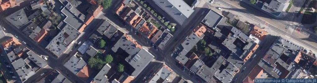 Zdjęcie satelitarne Sukiennicza ul.